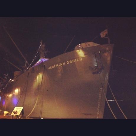 SS Jerimiah O'Brien